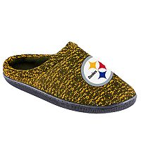Men's Forever Collectibles Pittsburgh Steelers Slippers