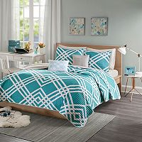 Intelligent Design Jaymie Coverlet Set