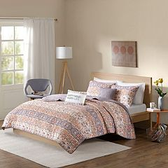 Intelligent Design Mae Coverlet Set