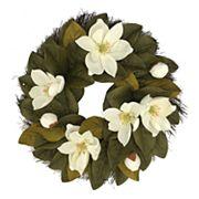 SONOMA Goods for Life™ Artificial Magnolia Wreath