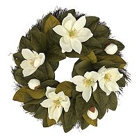 SONOMA Goods for Life™ Artificial Magnolia Wreath