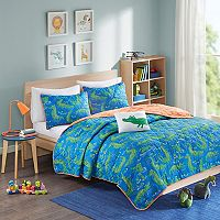 Mi Zone Kids Later Alligator Coverlet Set