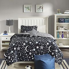 Mi Zone Kids Shooting Star Coverlet Set