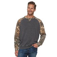 Men's Realtree Passport Crew Fleece