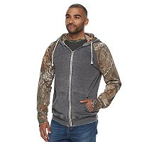 Men's Realtree Passport Full-Zip Hoodie