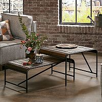 INK+IVY Renu 2 tier Coffee Table
