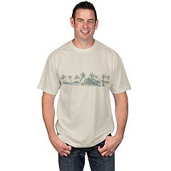 Men's Newport Blue Island Tee