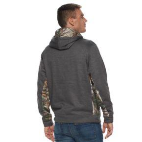 Men's Realtree Trek Fleece Pull-Over Hoodie