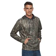 Men's Realtree Trek Fleece Pull-Over Hoodie
