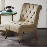 Madison Park Aiden Tufted Accent Chair