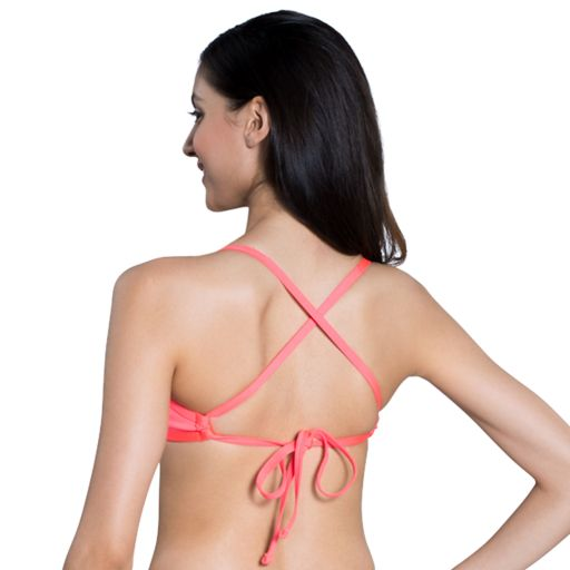 Women's Dolfin Keyhole Bikini Top