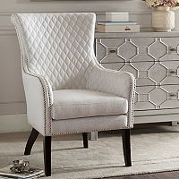 Madison Park Lea Tufted Accent Chair