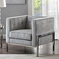 Madison Park Ruby Tufted Accent Chair