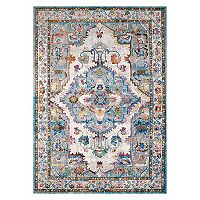 United Weavers Rhapsody Kent Framed Floral Rug