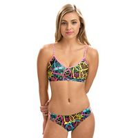 Women's Dolfin Strappy 2-piece Bikini Set