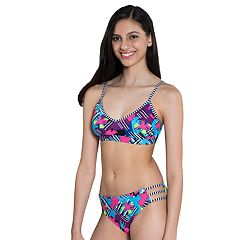 Women's Dolfin Strappy 2 pc Bikini Set