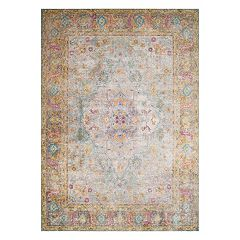 United Weavers Rhapsody Bromley Framed Floral I Rug
