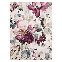 United Weavers Rhapsody Floral Garden Rug