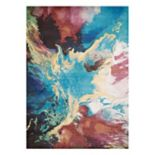 United Weavers Rhapsody Nebula Abstract Rug