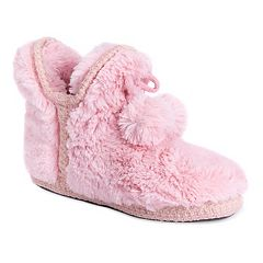 Women's MUK LUKS Amira Bootie Slippers