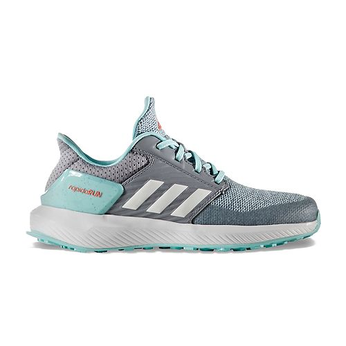Running Adidas Cloudfoam Girls' Rapidarun Shoes c13FuTKJ5l