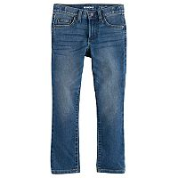 Boys 4-7x SONOMA Goods for Life™ Medium Wash Skinny Jeans
