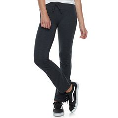Juniors' SO® Drawstring Yoga Pants