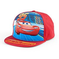 Boys Disney/Pixar Cars Lightning McQueen Cap