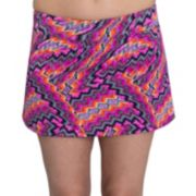 Women's Dolfin Printed Swim Skirt