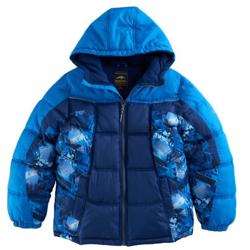 Boys 8-20 Pacific Trail Promo Puffer Jacket