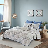 Urban Habitat 7 pc Roxanne Coverlet Set