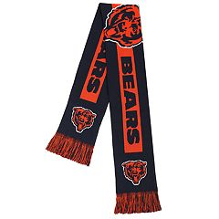 Adult Forever Collectibles Chicago Bears Big Logo Scarf