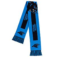 Adult Forever Collectibles Carolina Panthers Big Logo Scarf