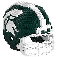 Forever Collectibles Michigan State Spartans 3D Helmet Puzzle