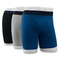 Big & Tall Fruit of the Loom 3-pack Breathable Mesh Boxer Briefs