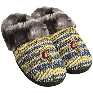 Women's Forever Collectibles Cleveland Cavaliers Peak Slide Slippers