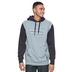 Men's Vans Logo Pull-Over Hoodie