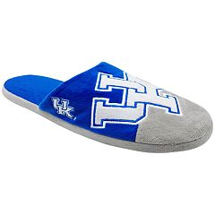 Men's Forever Collectibles Kentucky Wildcats Colorblock Slippers