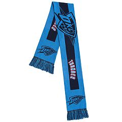 Adult Forever Collectibles Oklahoma City Thunder Big Logo Scarf