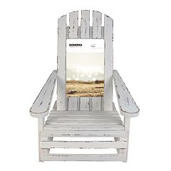 SONOMA Goods for Life™ Coastal Adirondack Chair 4' x 6' Frame