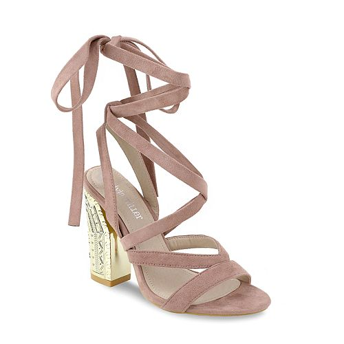 Olivia Miller Brentwood Women's High Heel Sandals