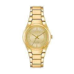 Citizen Eco-Drive Women's Paradigm Stainless Steel Watch - FE2092-57P
