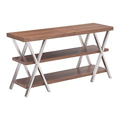 Zuo Modern Renmen 3-Shelf TV Stand
