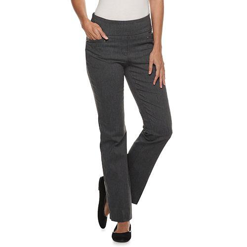 0b7de42c3f2 Women's Dana Buchman Midrise Bootcut Millennium Pull-On Dress Pants