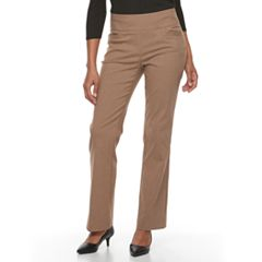 Women's Dana Buchman Bootcut Millennium Pull-On Dress Pants