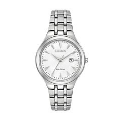Citizen Eco-Drive Women's Corso Stainless Steel Watch - EW2490-55A