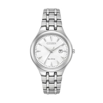 Citizen Eco-Drive Women's Corso Stainless Steel Watch