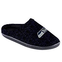 Men's Forever Collectibles Seattle Seahawks Slippers
