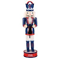 Chicago Cubs 14-in. Nutcracker