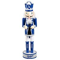 Los Angeles Dodgers 14-in. Nutcracker